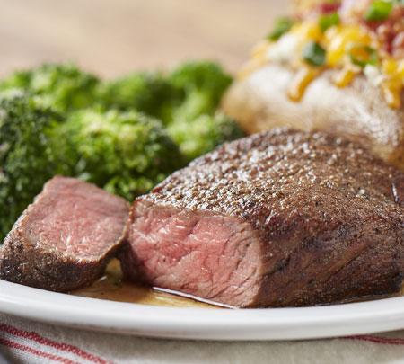 8-Oz. Steakhouse Sirloin*