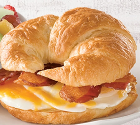 Breakfast Sandwich*