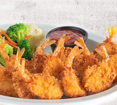 Crispy Pile O' Shrimp™