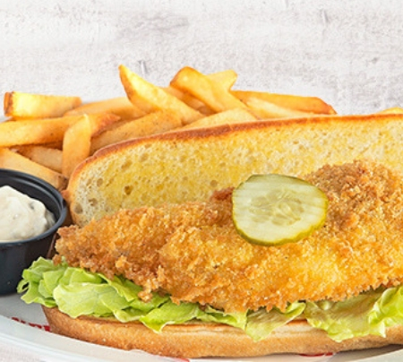 Shoney's® Fish Sandwich