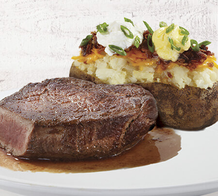 8-Oz. Steakhouse Sirloin*