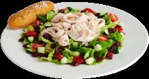 Turkey Harvest Salad