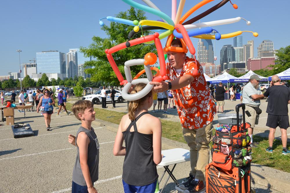 Shoney's 5K Fun Run & Festival