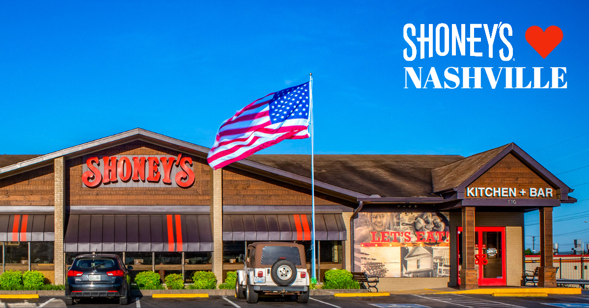 Shoney's Loves Nashville